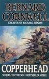 Copperhead | Cornwell, Bernard | Signed 1st Edition Mass Market Paperback UK Book