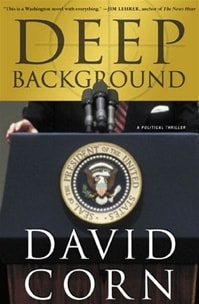 Deep Background | Corn, David | First Edition Book