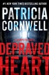 Cornwell, Patricia | Depraved Heart | Signed First Edition Book