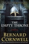 Empty Throne, The | Cornwell, Bernard | Signed First Edition Book