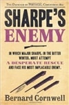 Sharpe's Enemy | Cornwell, Bernard | Signed 1st Edition Mass Market Paperback UK Book