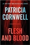 Cornwell, Patricia | Flesh and Blood | Signed First Edition Book