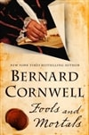 Fools and Mortals | Cornwell, Bernard | Signed First Edition Book