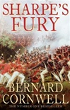 Cornwell, Bernard - Sharpe's Fury (Signed First Edition UK)