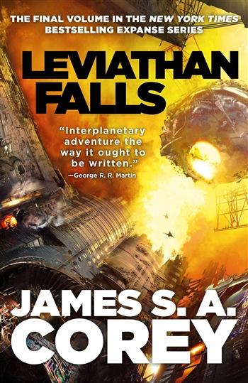 Leviathan Falls by James S.A. Corey