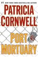 Port Mortuary | Cornwell, Patricia | Signed First Edition Book