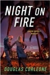 Night on Fire | Corleone, Douglas | Signed First Edition Book