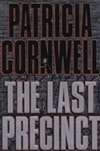 Last Precinct, The | Cornwell, Patricia | Signed First Edition Book