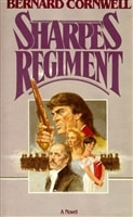 Sharpe's Regiment | Cornwell, Bernard | Signed First Edition Book