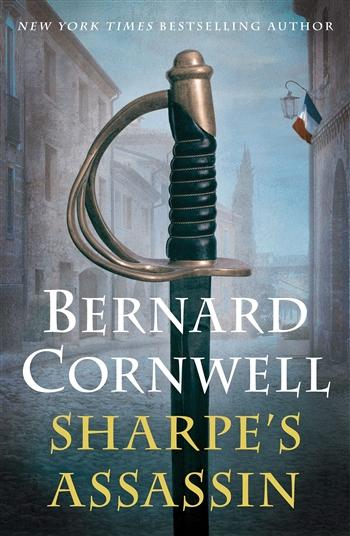 Sharpe's Assassin by Bernard Cornwell