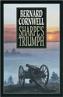 Sharpe's Triumph | Cornwell, Bernard | Signed First Edition Book