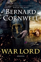 Cornwell, Bernard | War Lord | Signed First Edition Book