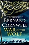 War of the Wolf by Bernard Cornwell | Signed First Edition Book