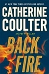 Coulter, Catherine | Back Fire | Signed First Edition Book
