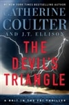 Coulter, Catherine & Ellison, J.T. | Devil's Triangle, The | Signed First Edition Book