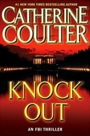 Knock Out | Coulter, Catherine | Signed First Edition Book
