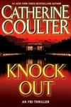 Coulter, Catherine | Knock Out | Signed First Edition Book