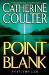 Coulter, Catherine - Point Blank (Signed First Edition)