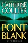 Coulter, Catherine | Point Blank | Signed First Edition Book
