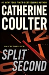 Coulter, Catherine - Split Second (Signed First Edition)