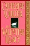 Valentine Legacy, The | Coulter, Catherine | Signed First Edition Book