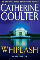 Whiplash | Coulter, Catherine | Signed First Edition Book