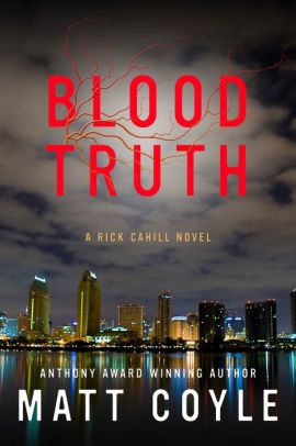 Blood Truth by Matt Coyle