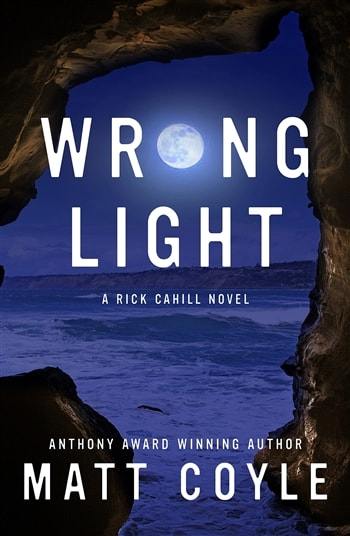 Wrong Light by Matt Coyle