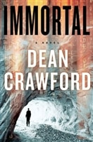 Immortal | Crawford, Dean | Signed First Edition Book