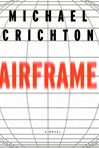 Airframe | Crichton, Michael | Signed First Edition Book