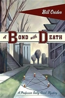 Bond with Death, A | Crider, Bill | Signed First Edition Book