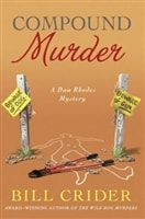 Compound Murder | Crider, Bill | Signed First Edition Book