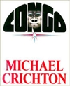 Congo | Crichton, Michael | Signed First Edition Book