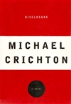 Disclosure | Crichton, Michael | Signed First Edition Book