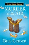 Murder in the Air | Crider, Bill | Signed First Edition Book