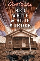 Red, White and Blue Murder | Crider, Bill | Signed First Edition Book