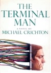 Crichton, Michael | Terminal Man | Signed First Edition Book