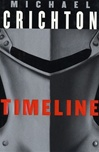 Crichton, Michael - Timeline (Signed First Edition)
