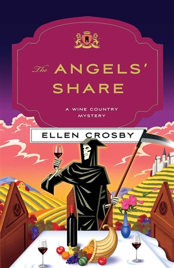 The Angel's Share by Ellen Crosby