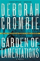 Garden of Lamentations | Crombie, Deborah | Signed First Edition Book