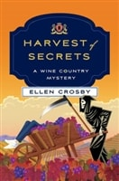 Harvest of Secrets | Crosby, Ellen | Signed First Edition Book