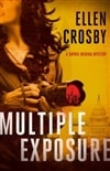 Multiple Exposure | Crosby, Ellen | Signed First Edition Book