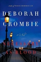 Necessary as Blood | Crombie, Deborah | Signed First Edition Book