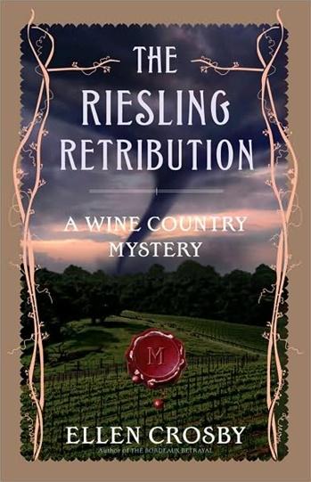 Riesling Retribution by Ellen Crosby
