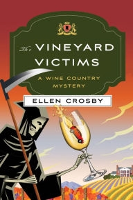 Vineyard Victims by Ellen Crosby