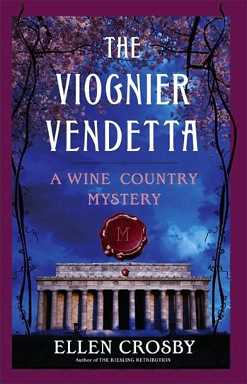 Viognier Vendetta by Ellen Crosby