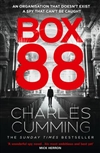 Cumming, Charles | Box 88 | Signed UK First Edition Book