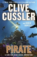 Cussler, Clive & Burcell, Robin | Pirate | Double Signed First Edition Book
