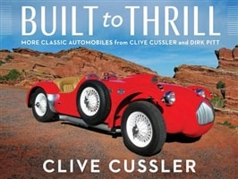 Built to Thrill | Cussler, Clive | Signed First Edition Book