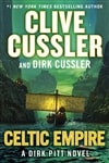 Celtic Empire by Clive Cussler & Dirk Cussler | Double Signed First Edition Book